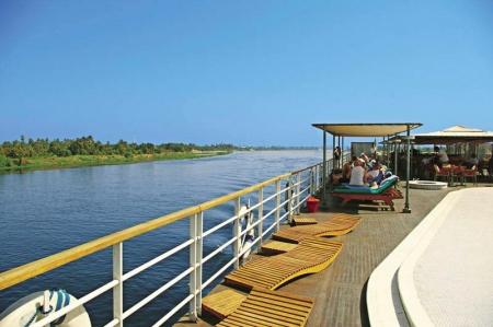 MY Alyssa Nile Cruise Egypt