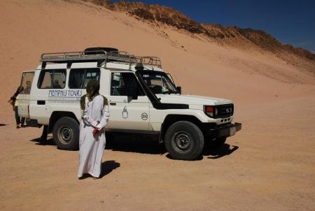 Desert Safari by 4X4, Hurghada