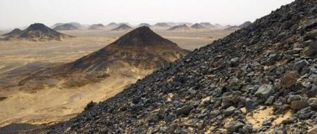 Black Desert, Bahariya Oasis
