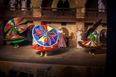 Tannoura Troupe in Cairo