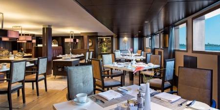 The Oberoi Philae Main restaurant