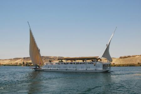 Dahabiya Nile Boat