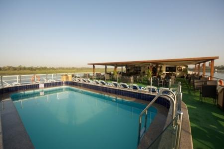 MS Presidential Nile Cruise Pool