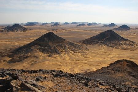 Desierto Negro, Egipto