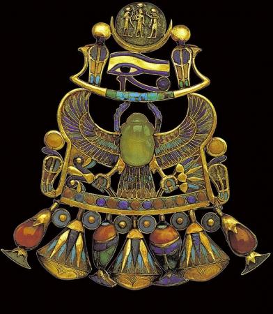 Tutankhamoun Jewelry