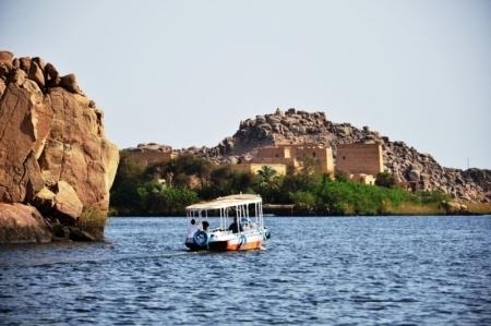 Philae Temple at Aswan