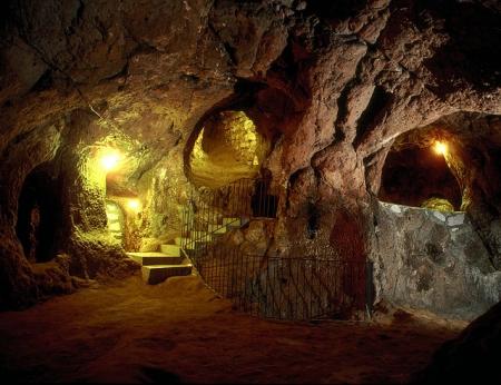the Underground Cities, Cappadocia