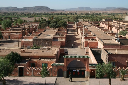 Town of Ouarzazate