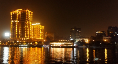 Nile River Dinner Cruise, Cairo