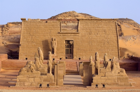 Temple of Wadi El-Sebua