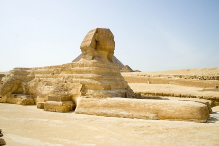 The great Sphinx