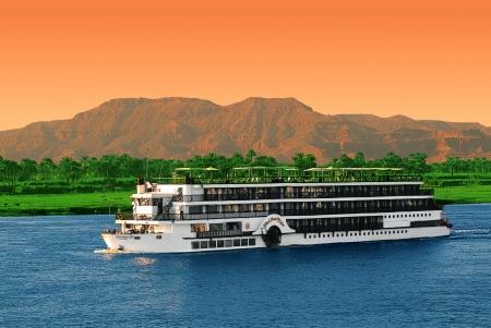 Nile Cruise Journey Cairo Luxor Aswan