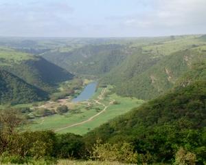 Wadi Darbat of Oman