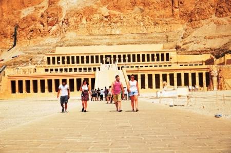 Queen Hatshepsut Temple at Luxor