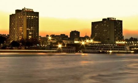 Nile Maxim Cruising Restaurant, Cairo