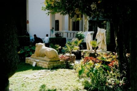 Greco-Roman Museum Exterior