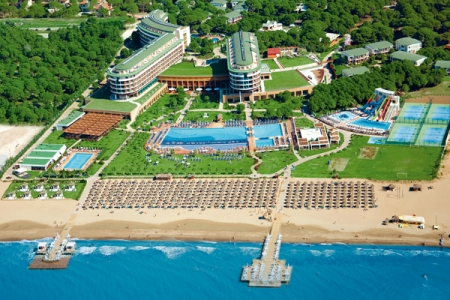 Belek in Turkey