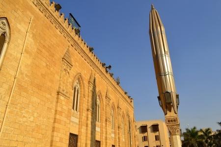 La Moschea di Al Hussein, Cairo
