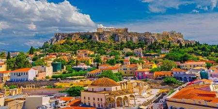 Viajes al Medio Oriente y El Mediterráneo