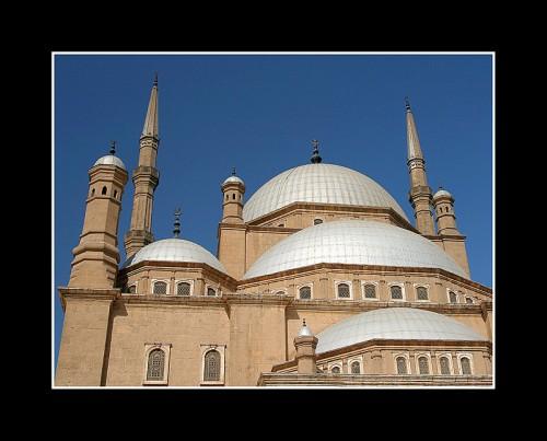 La mezquita de alabastro de Muhammad Ali, El Cairo