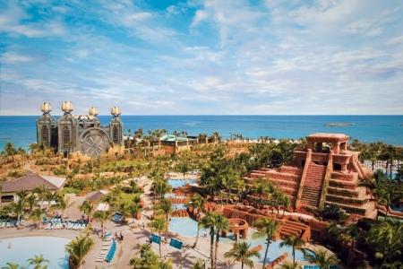 Parco Acquatico Aquaventure, Atlantis The Palm