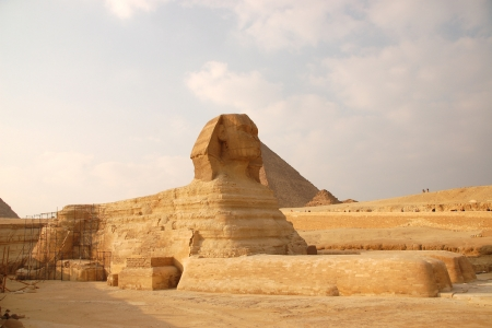 Great Sphinx , Giza