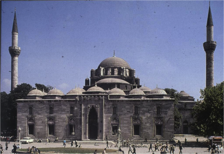 Amasya -Sultan Bayezıd II. Mosque Complex