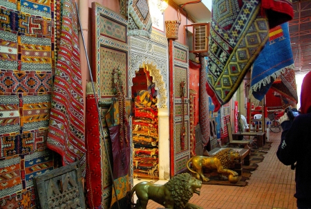 The Souks in Taroudant