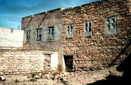 Old Dhofari Houses