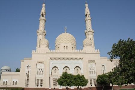 Dia 2: Mesquita Jumeirah, Dubai
