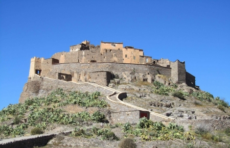 La Kasbah di Agadir