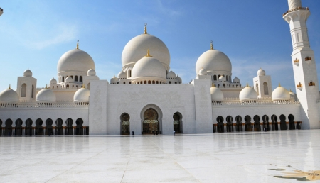 Abu Dhabi Excursions
