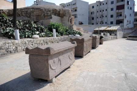 Le Catacombe, Alessandria