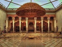 Dar Si Saad Museum Marrakesh - Marrocos