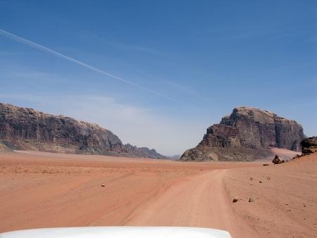 Montagne di Wadi Rum
