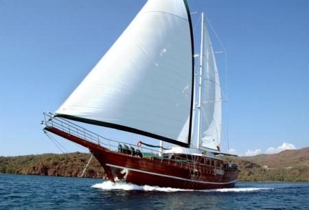 Short Gulet Cruises Turkey