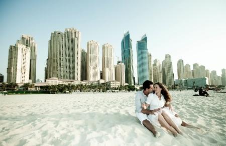 Romantic Honeymoon at Dubai