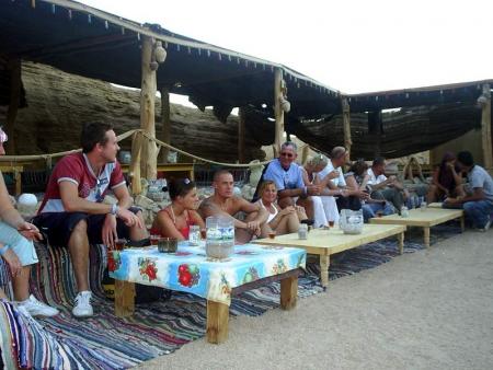 Cena Beduina, Sharm El Sheikh