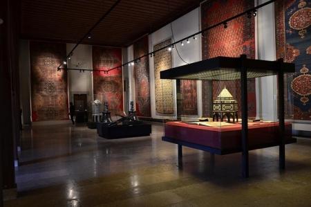 El Musero del arte turco y Islamico