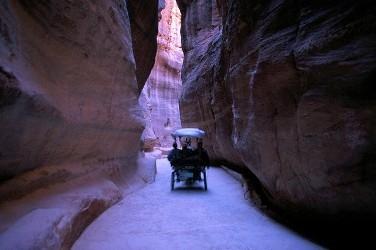 El Siq, Petra