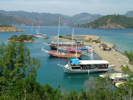 Gulet Cruise Marmaris to Fethiye