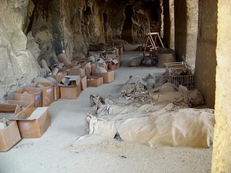 Asasif Tombs in Luxor