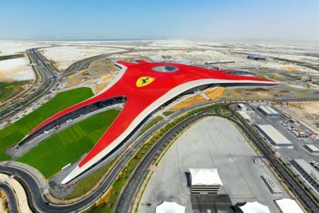 Лучшие в Дубаи & Абу Даби на Новый Год