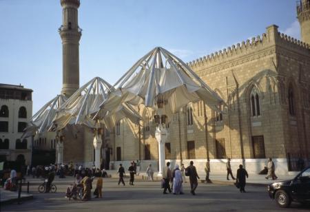 La Moschea di Al Hussein