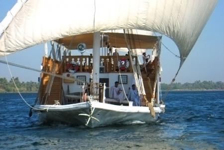 Zekryaat Dahabeya Nile Cruise