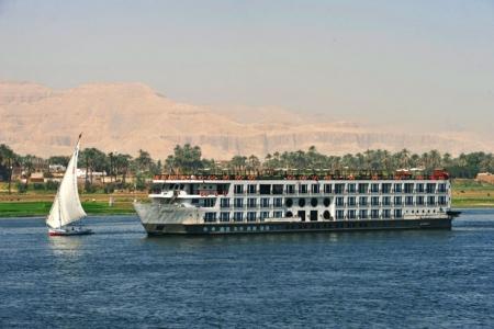 MS Mayfair Nile Cruise Luxor Aswan