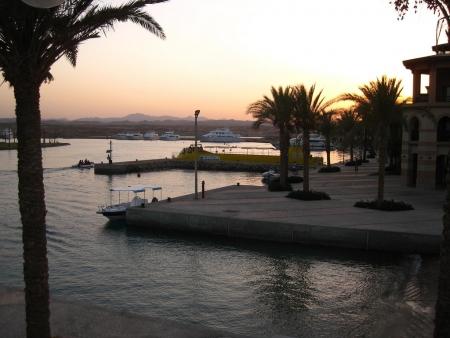 Port Ghalib, Mar Rojo