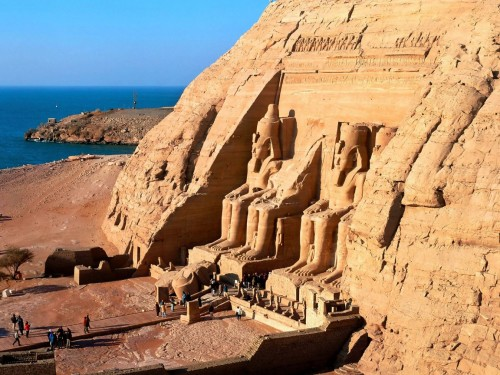 Temples of Abu Simbel, Upper Egypt