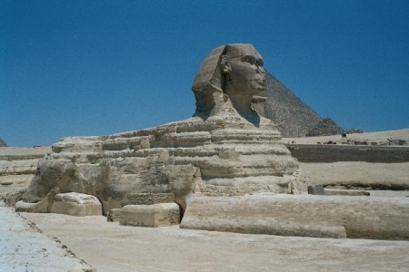 Day Trip to the Pyramids & the Nile