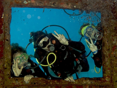 Diving at El Gouna, Red Sea